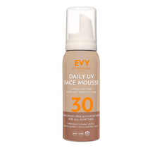 EVY Spf 30 Daily UV Face Mousse 75ml