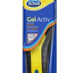Scholl Sulor Gel Activ Work Women 1 par