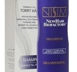 NISIM Schampo - Normal till torr hårbotten 240ml