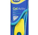 Scholl Sulor Gel Activ Everyday Women 1 par