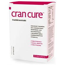 Elexir Pharma Cran Cure Tranbär 48st