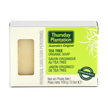 THURSDAY PLANTATION Organic Soap