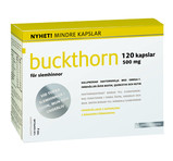 Elexir Pharma Buckthorn 500mg 120st