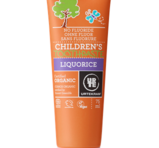 URTEKRAM Children Toothpaste Liquorice 75ml