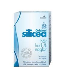 Silicea original hår hud & naglar 60st