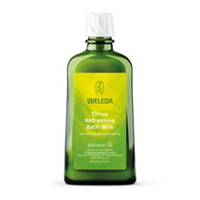WELEDA Citrus Refreshing Bath Milk 200ml