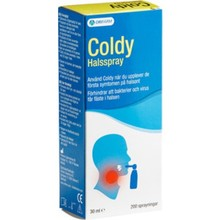 Coldy Halsspray 30ml