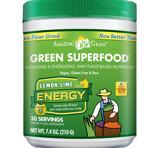 Amazing Grass Näringspulver Energi 210g