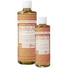 Dr. Bronner's Tea Tree PureCastile Liquid Soap 473ml EKO