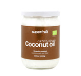 Superfruit Extra Virgin Coconut Oil 500ml EU Organic