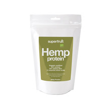 Superfruit Hemp Protein Powder 500g EU Organic