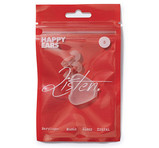 Happy Ears öronproppar - Small Röda