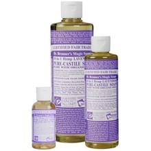 Dr. Bronner's Lavender PureCastile Liquid Soap 236ml EKO