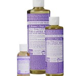 Dr. Bronner's Lavender PureCastile Liquid Soap 473ml EKO