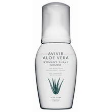 AVIVIR Aloe Vera Womans Shave mousse 150ml
