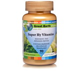 Great Earth Super Hy Vitamins Extra Starka 90st