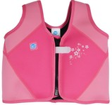 Splash About Flytande Simväst Learn To Swim Float Jacket Pink /Blossom