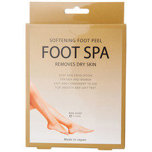 Foot Spa foot exfoliation bags 1 par