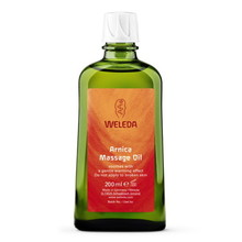 WELEDA Arnica Massageolja 200ml