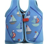Splash About Flytande Simväst Learn To Swim Float Jacket Set Sail