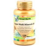 Great Earth Super Multi Minerals RS 120st