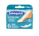 SALVEQUICK Foot Care TOES Skavsårsplåster tå 6st