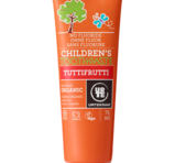URTEKRAM Children Toothpaste Tuttifrutti 75ml
