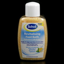 SCHOLL Revitalising Foot bath 275g