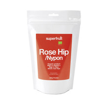 Superfruit Rose Hip/Nypon Powder 400g EU Organic