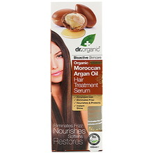 Dr Organic Moroccan Argan Oil Hair Treatment Serum 100ml