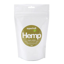 Superfruit Hemp Seeds 200g EU Organic