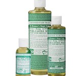 Dr. Bronner's Almond PureCastile Liquid Soap 236ml EKO