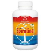 Lifestream Bioaktiv Spirulina 500st