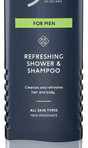 L300 Shower/Shampo for men 250ml