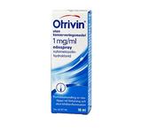 OTRIVIN 1mg/ml 10ml Utan konserveringsmedel