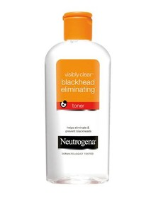 NEUTROGENA VISIBLY CLEAR® Blackhead Eliminating Toner 200ml