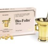 Bio-Folin 400mcg 180st