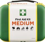 Cedderroth Första Hjälpen First Aid Kit Medium