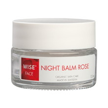 Wise Night balm rose 15ml