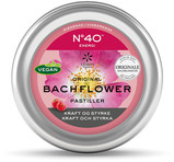 Bachblommor No. 40 Bach pastiller Energi 50g