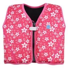 Splash About Flytande Simväst Go Splash Starter Float Jacket Pink Blossom