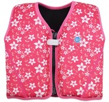 Splash About Flytande Simväst Go Splash Starter Float Jacket Pink Blossom