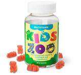 KidsZoo Multivitamin med extra vitamin D 60st