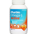 Pharbio Omega-3 Active 120st
