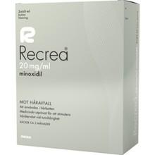 RECREA 20mg/ml 3X60ml