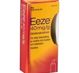 EeZe Spray gel 40mg/g 25g