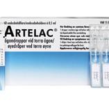 ARTELAC Ögondroppar 60x0,5 ml endosbehållare