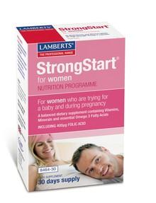 StrongStart ® för Kvinnor 30st doser