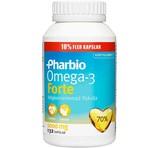 Pharbio Omega-3 Forte 132st