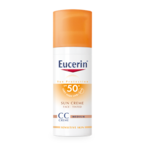 Eucerin Sun Creme Face Tinted SPF50+ 50ml